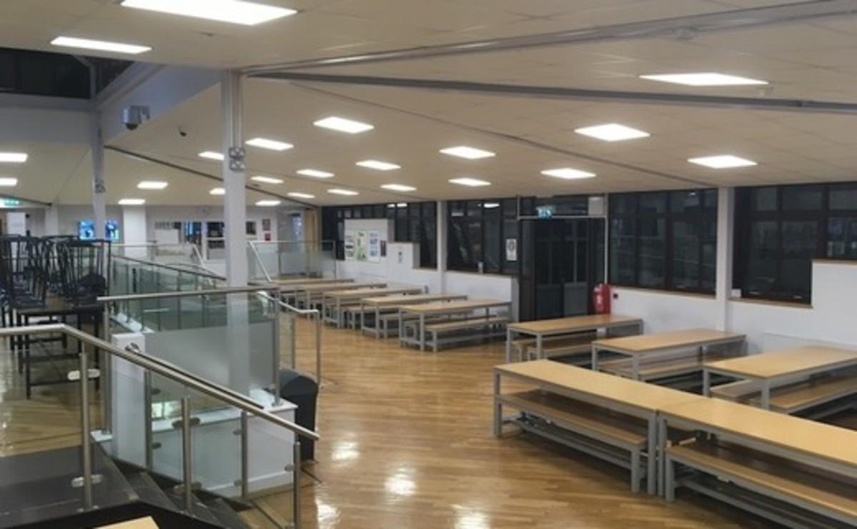 Dining Areas - SLS @ Winstanley College - Wigan - 2 - SchoolHire
