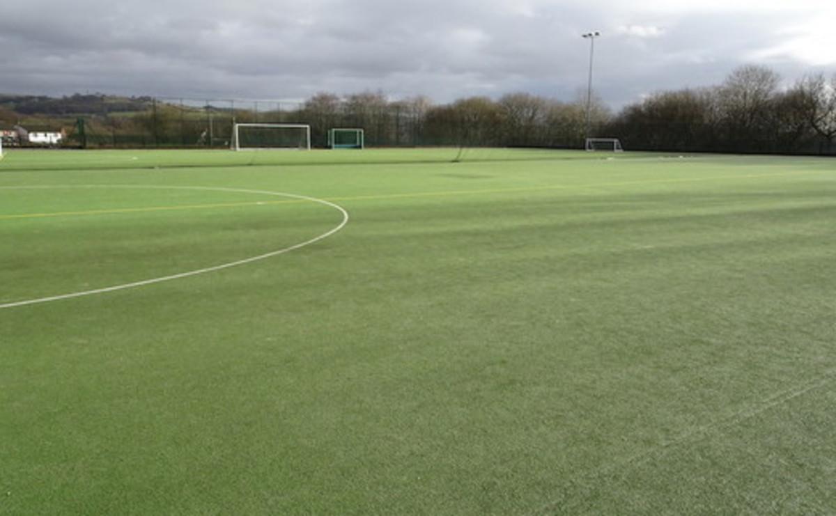 Astro Turf Pitch - SLS @ Woodhey High School - Bury - 1 - SchoolHire