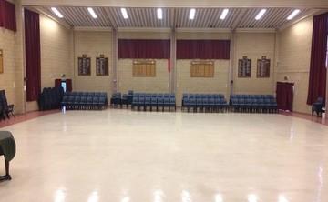 Main Hall  - SLS @ Woodhey High School - Bury - 2 - SchoolHire