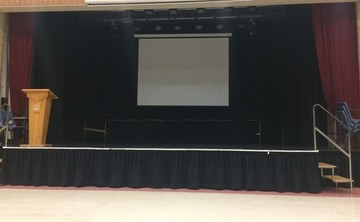 Main Hall  - SLS @ Woodhey High School - Bury - 3 - SchoolHire
