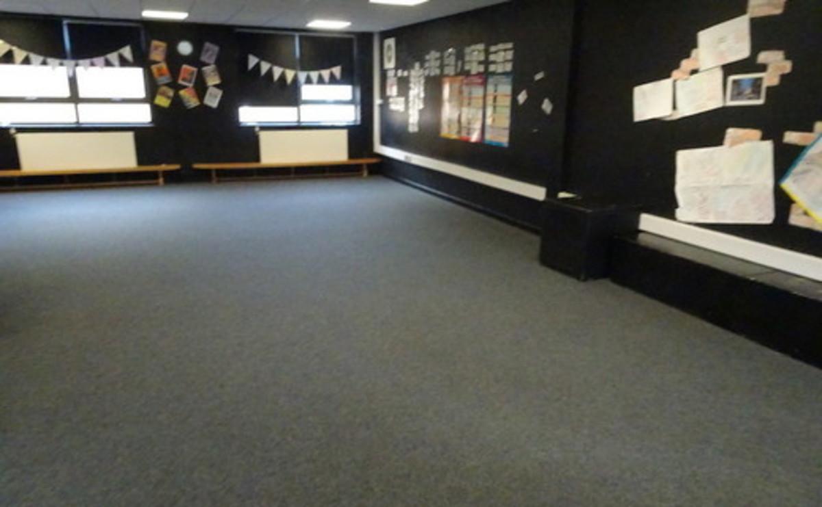 Drama Rooms - SLS @ Woodhey High School - Bury - 1 - SchoolHire