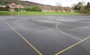 Tarmac Multi-Use Games Area  - SLS @ Woodhey High School - Bury - 1 - SchoolHire