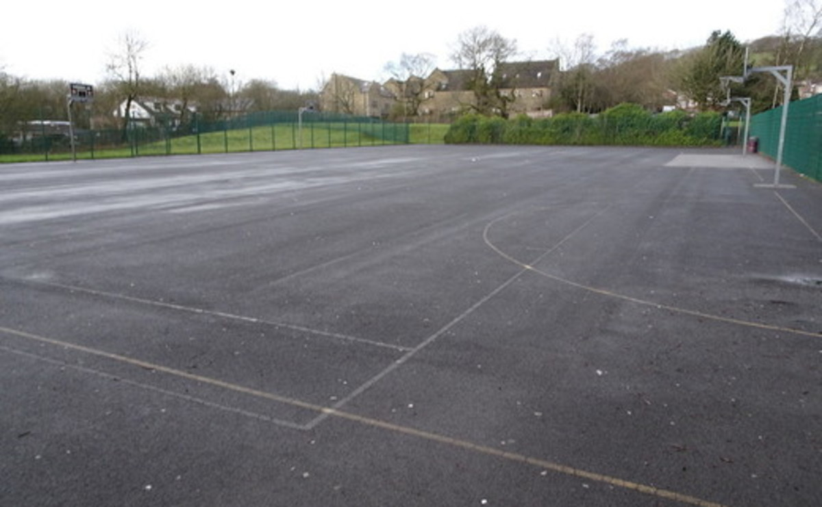 Tarmac Multi-Use Games Area  - SLS @ Woodhey High School - Bury - 2 - SchoolHire