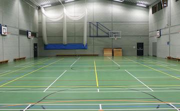 Sports Hall  - SLS @ Wren Academy - Barnet - 1 - SchoolHire