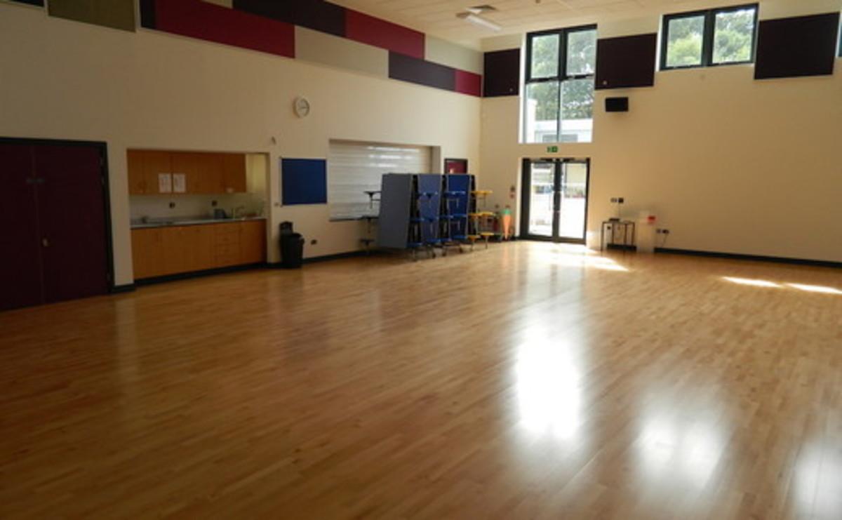 Main Hall - Primary  - SLS @ Wren Academy - Barnet - 1 - SchoolHire