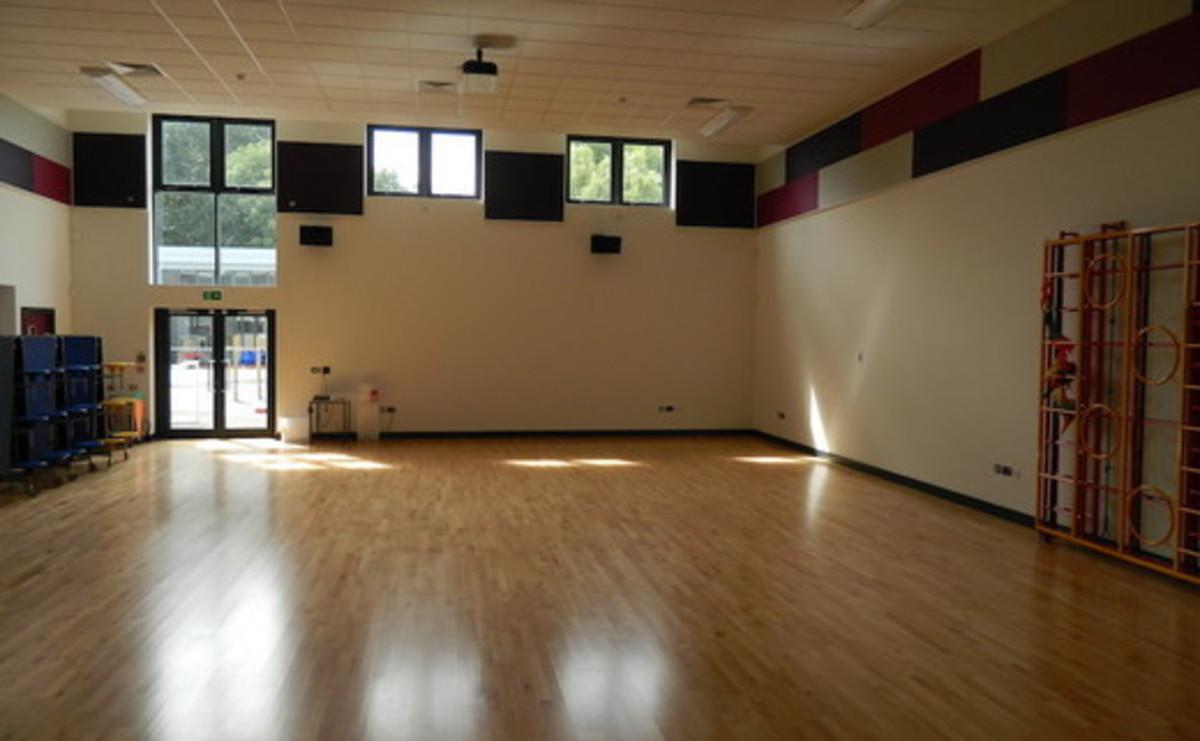 Main Hall - Primary  - SLS @ Wren Academy - Barnet - 2 - SchoolHire