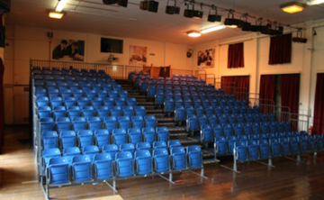 Theatre  - SLS @ Wykham Park Academy (Banbury Academy) - Oxfordshire - 1 - SchoolHire