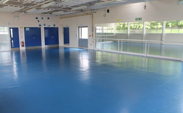 Dance Studio  - SLS @ Wykham Park Academy (Banbury Academy) - Oxfordshire - 1 - SchoolHire