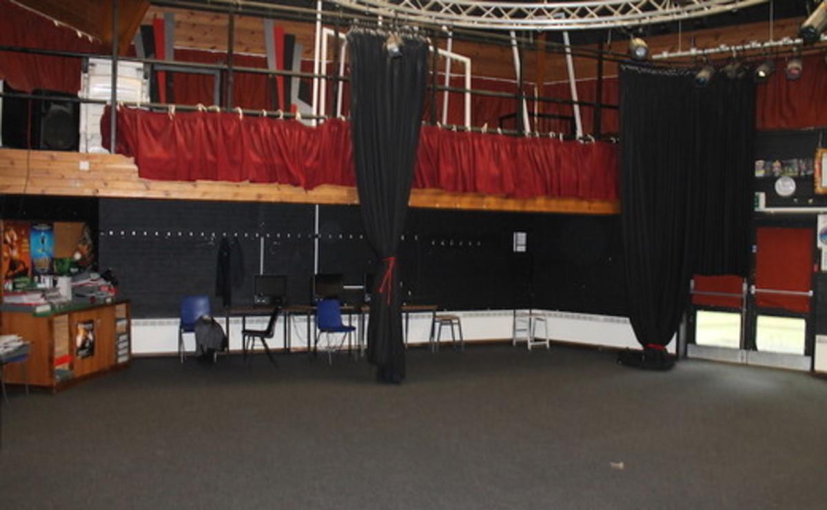 Drama Studio  - SLS @ Wykham Park Academy (Banbury Academy) - Oxfordshire - 2 - SchoolHire