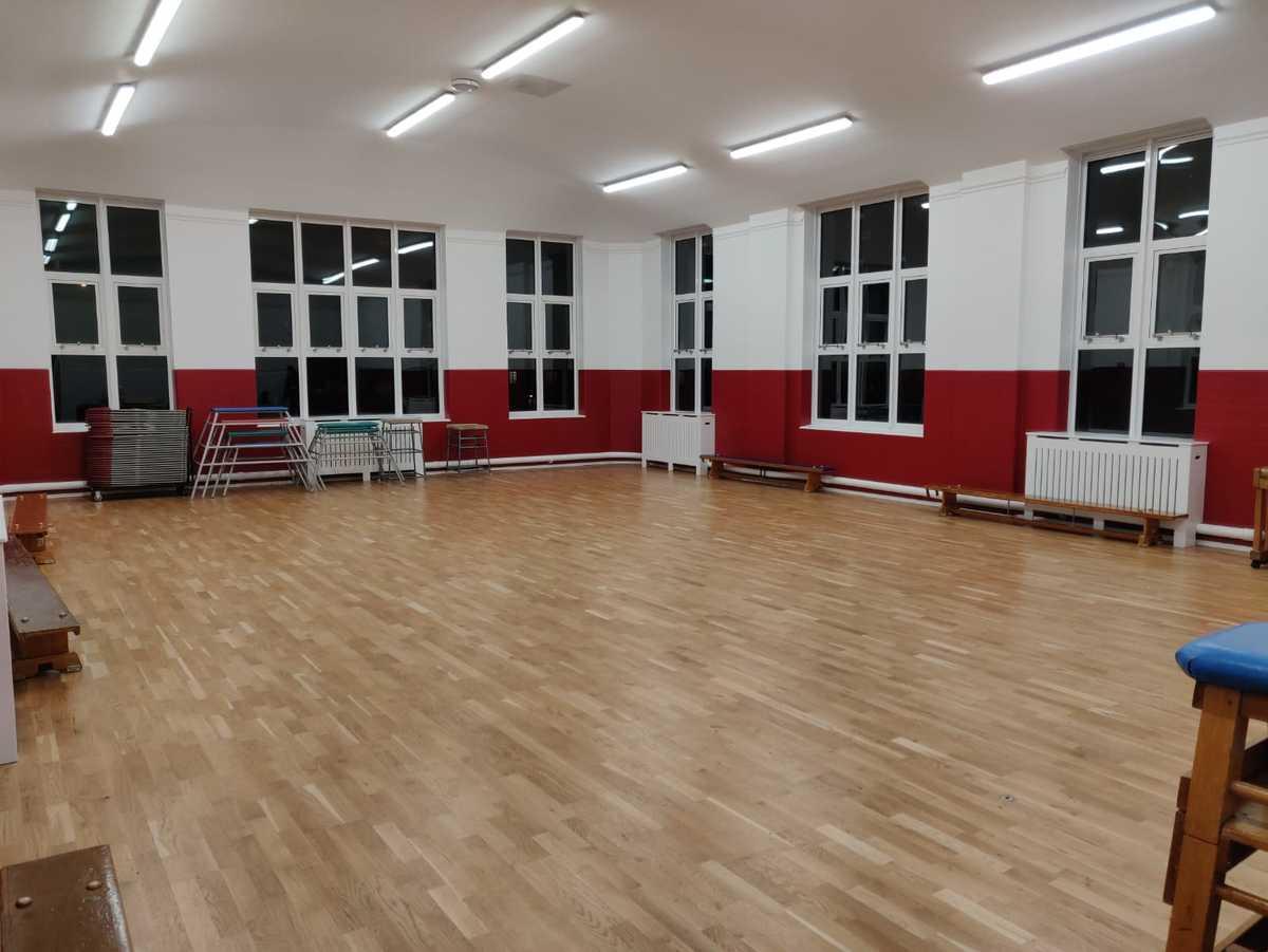 Gymnasium  - SLS @ Ark Oval Primary Academy - Croydon - 1 - SchoolHire