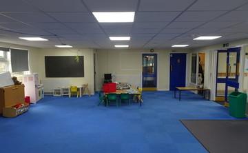 Specialist Classroom - Nursery - SLS @ Ark Oval Primary Academy - Croydon - 1 - SchoolHire