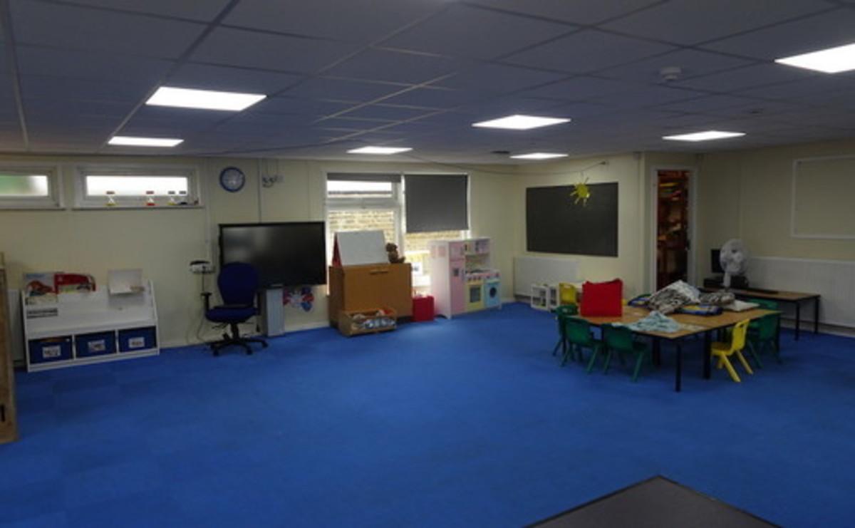 Specialist Classroom - Nursery - SLS @ Ark Oval Primary Academy - Croydon - 2 - SchoolHire