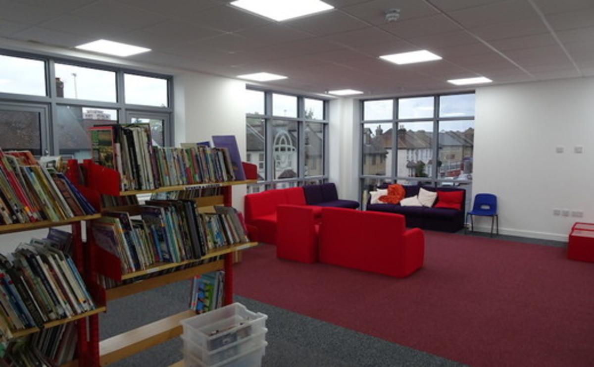 Library - SLS @ Ark Oval Primary Academy - Croydon - 1 - SchoolHire