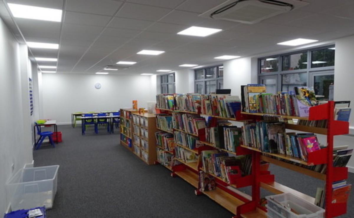 Library - SLS @ Ark Oval Primary Academy - Croydon - 2 - SchoolHire