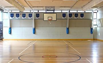 Sports Hall  - SLS @ Haggerston School - Hackney - 1 - SchoolHire