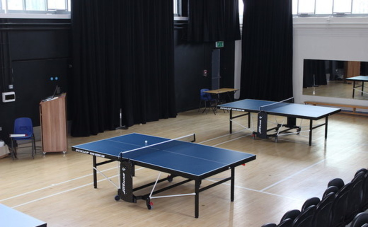 Gymnasium - South Gym - SLS @ Haggerston School - Hackney - 3 - SchoolHire