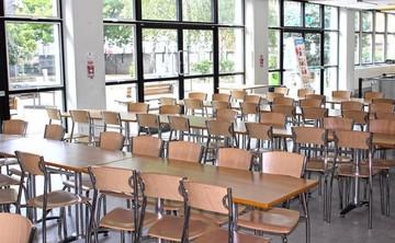 Dining Room - SLS @ Haggerston School - Hackney - 1 - SchoolHire