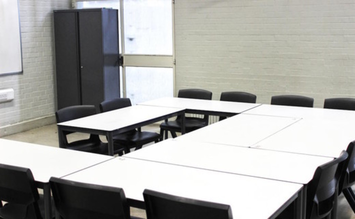 Specialist Classroom - Community Room - SLS @ Haggerston School - Hackney - 1 - SchoolHire
