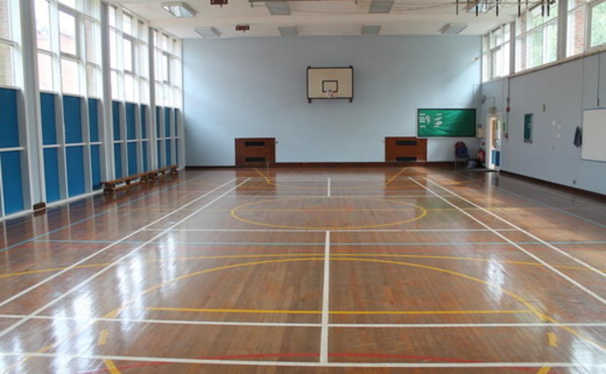 Gymnasium 2 - Stanbridge - SLS @ Wykham Park Academy (Banbury Academy) - Oxfordshire - 1 - SchoolHire