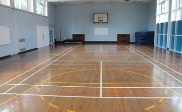 Gymnasium 2 - Stanbridge - SLS @ Wykham Park Academy (Banbury Academy) - Oxfordshire - 2 - SchoolHire