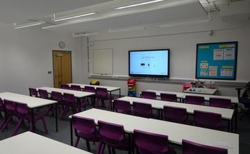 Classroom - SLS @ Ark Elvin Academy - Brent - 1 - SchoolHire