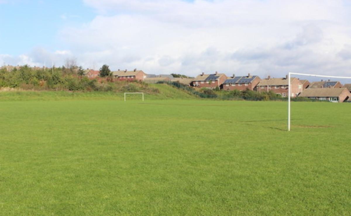 11 v 11 Grass Pitch  - SLS @ Barnsley Academy - Barnsley - 1 - SchoolHire
