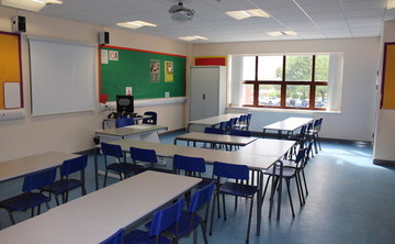 Classrooms - SLS @ Boroughbridge High School - North Yorkshire - 1 - SchoolHire