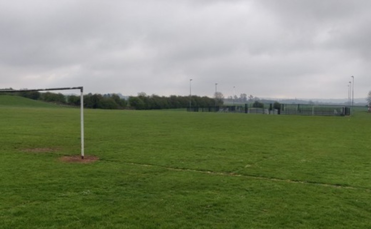 Grass Pitch  - SLS @ Blessed Robert Sutton Catholic Voluntary Academy - Staffordshire - 1 - SchoolHire
