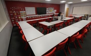 Classroom - SLS @ Blessed Robert Sutton Catholic Voluntary Academy - Staffordshire - 1 - SchoolHire
