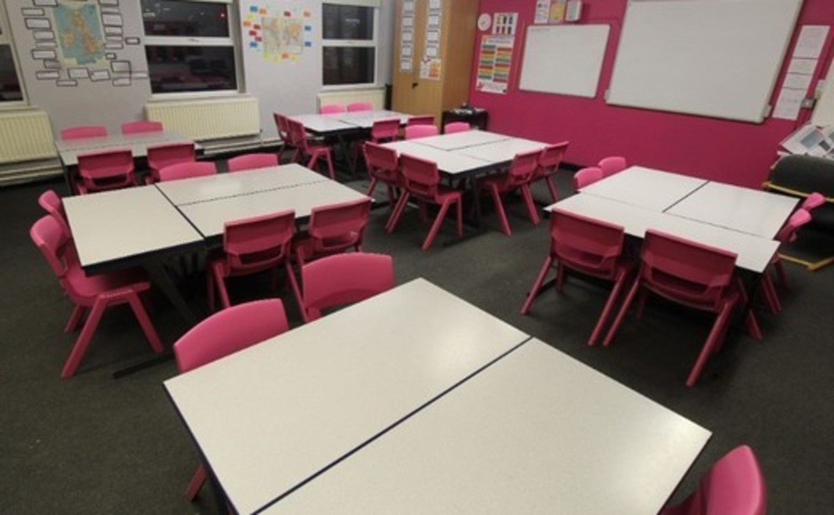 Classroom - SLS @ Blessed Robert Sutton Catholic Voluntary Academy - Staffordshire - 2 - SchoolHire