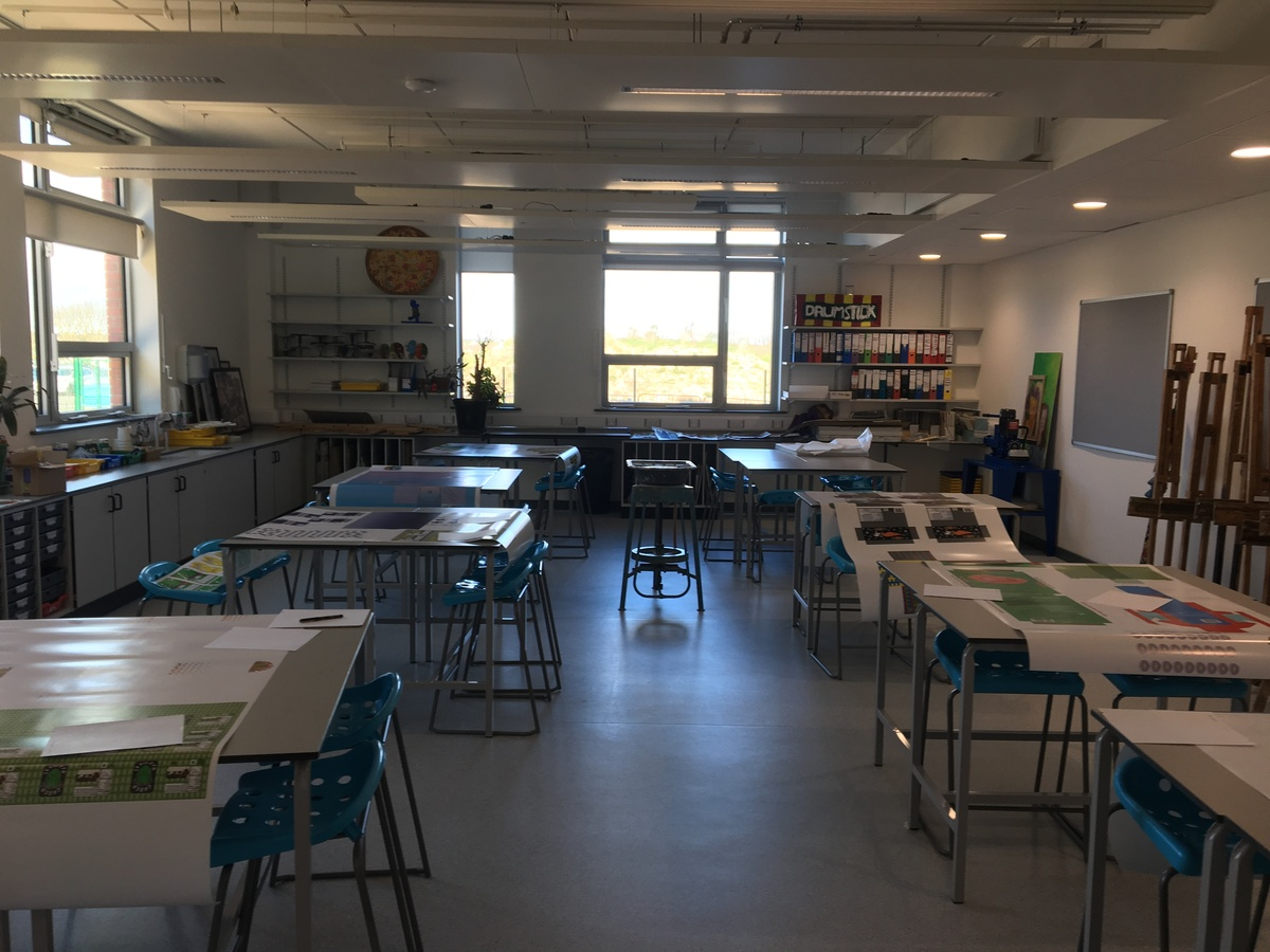 Art Room - Westfield Academy - Hertfordshire - 3 - SchoolHire