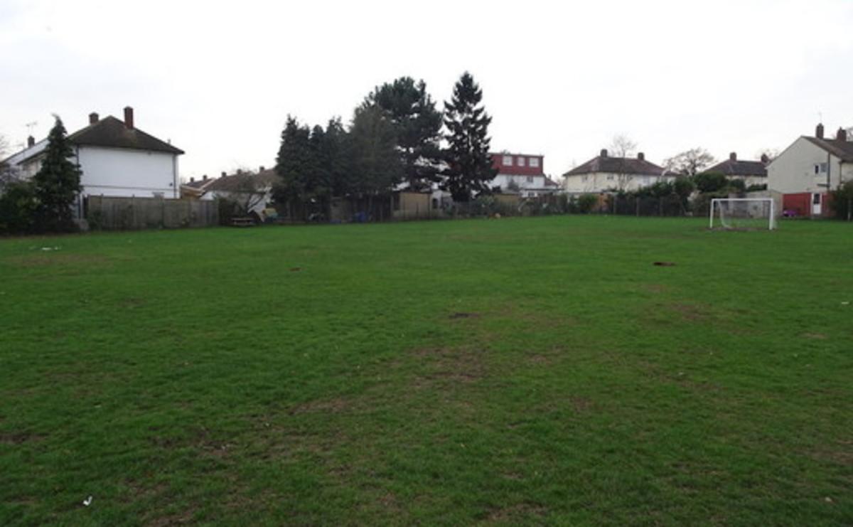 Grass Pitch - SLS @ Fryent Primary School - Brent - 1 - SchoolHire