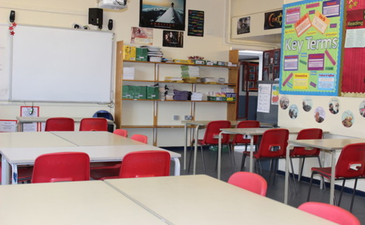 Classrooms - SLS @ Garstang Community Academy - Lancashire - 1 - SchoolHire