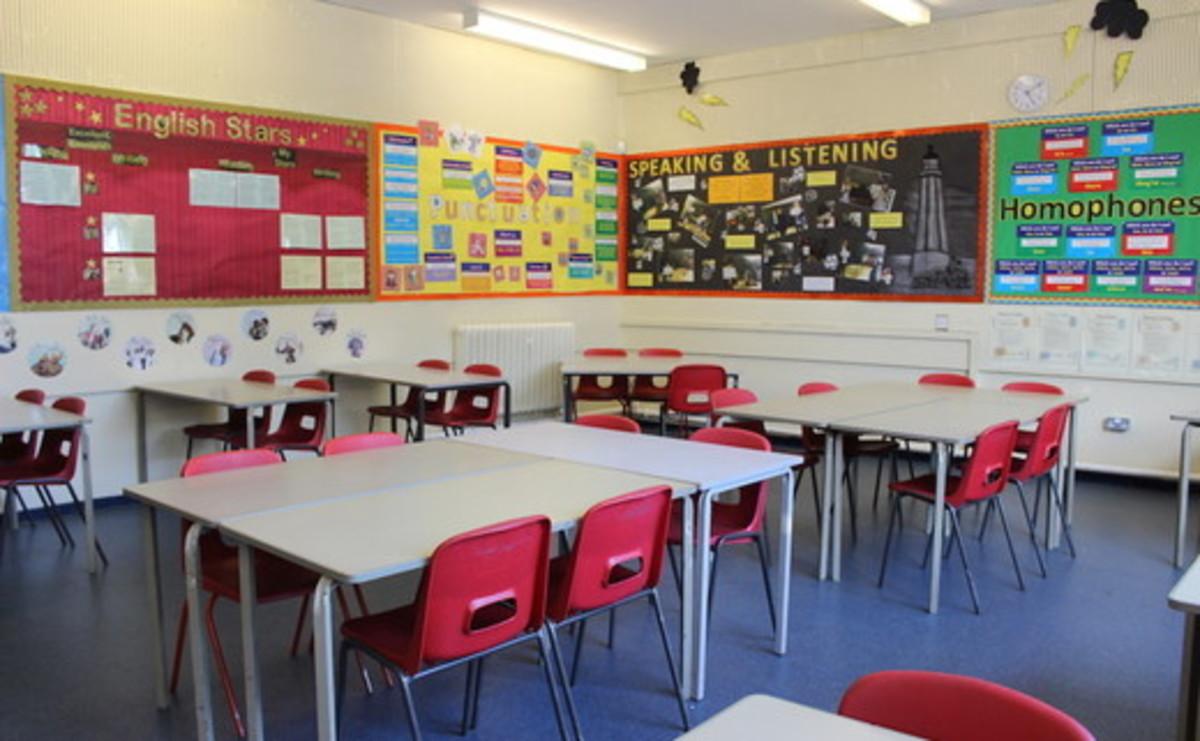 Classrooms - SLS @ Garstang Community Academy - Lancashire - 2 - SchoolHire