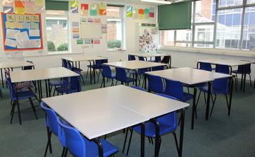 Classrooms - SLS @ Egglescliffe School - Northumberland - 1 - SchoolHire