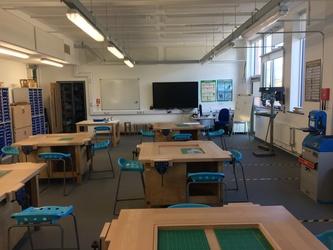 DT Room - Westfield Academy - Hertfordshire - 1 - SchoolHire