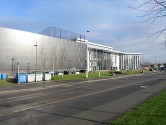 UTC@MediaCityUK - Manchester - 2 - SchoolHire