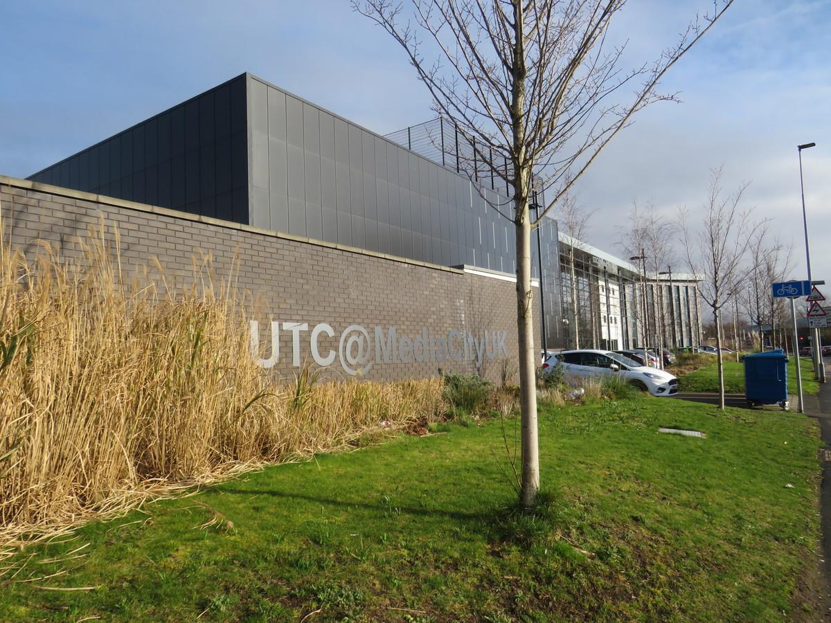 UTC@MediaCityUK - Manchester - 3 - SchoolHire