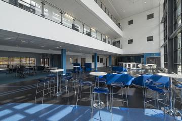 Atrium (The Cauldron)  - UTC@MediaCityUK - Manchester - 2 - SchoolHire