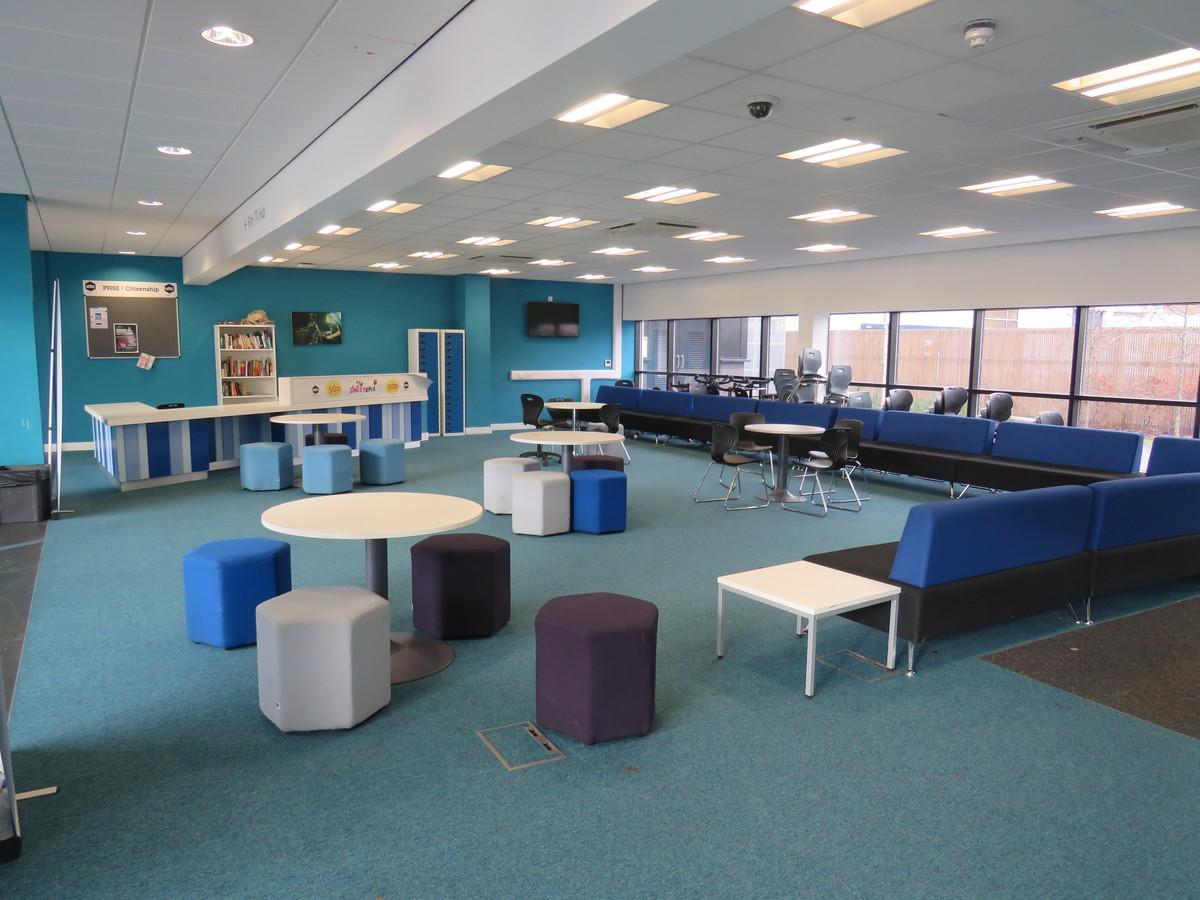 Atrium (The Cauldron)  - UTC@MediaCityUK - Manchester - 3 - SchoolHire