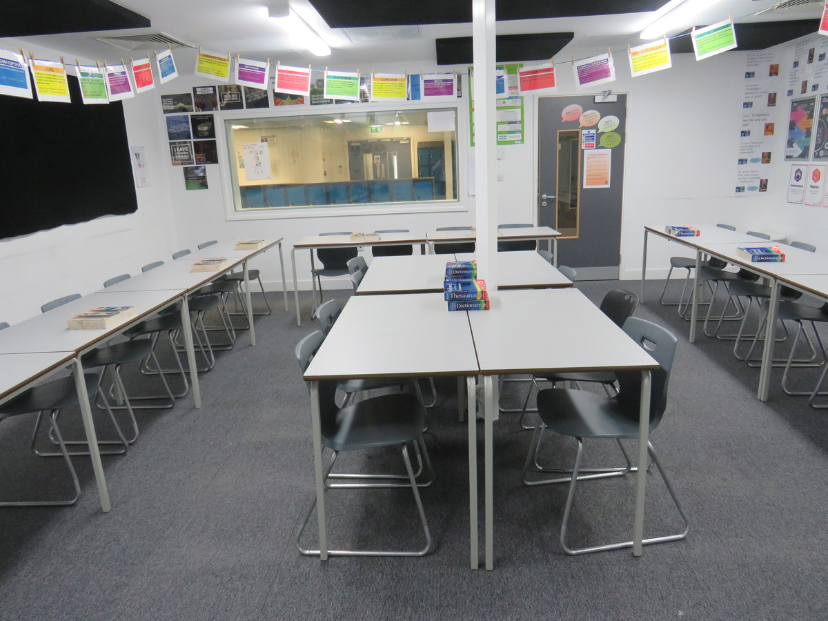 Classrooms - UTC@MediaCityUK - Manchester - 2 - SchoolHire