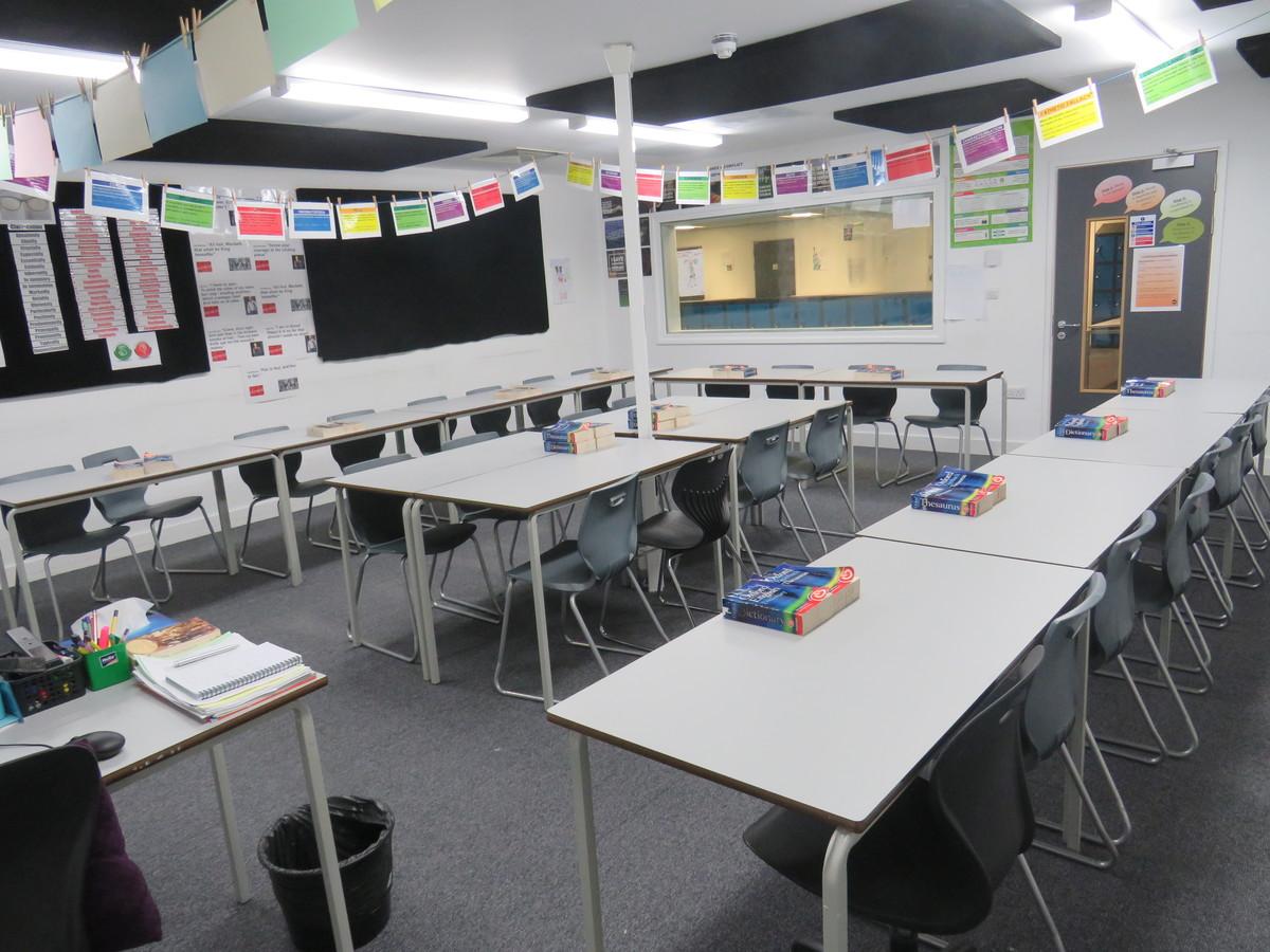 Classrooms - UTC@MediaCityUK - Manchester - 4 - SchoolHire