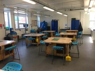 DT Room - Westfield Academy - Hertfordshire - 3 - SchoolHire