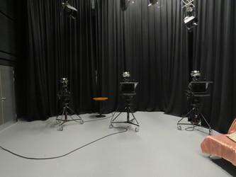 Film Studio 2 (With sound, light & camera equipment) - UTC@MediaCityUK - Manchester - 2 - SchoolHire