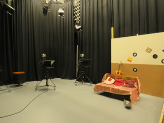 Film Studio 2 (With sound, light & camera equipment) - UTC@MediaCityUK - Manchester - 3 - SchoolHire
