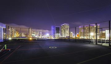 MUGA - Rooftop - UTC@MediaCityUK - Manchester - 1 - SchoolHire