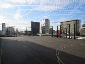MUGA - Rooftop - UTC@MediaCityUK - Manchester - 2 - SchoolHire