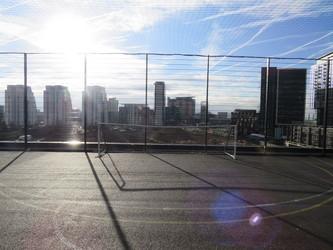 MUGA - Rooftop - UTC@MediaCityUK - Manchester - 3 - SchoolHire