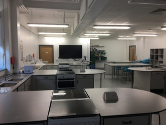 Food Technology Room - Westfield Academy - Hertfordshire - 1 - SchoolHire