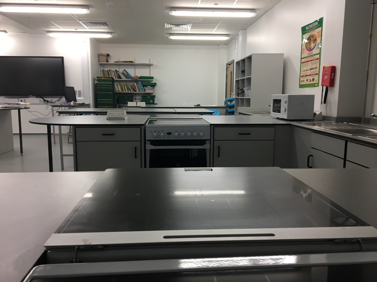 Food Technology Room - Westfield Academy - Hertfordshire - 3 - SchoolHire